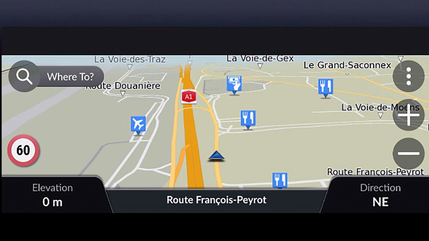 Démonstration de mon application My Honda+.
