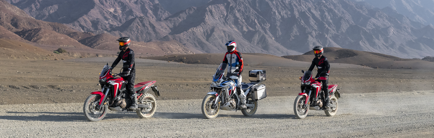 Season start offer Africa Twin