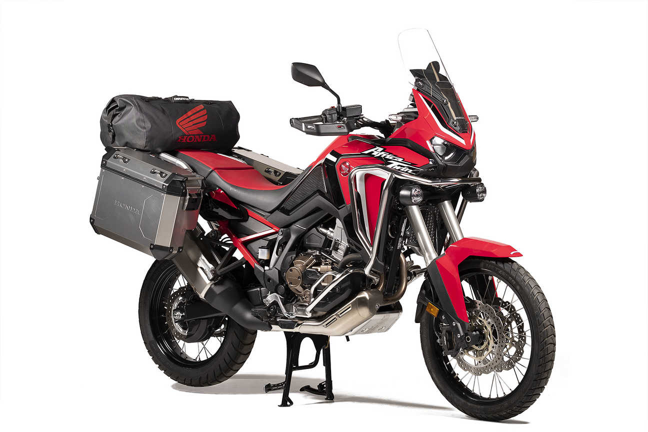 AFRICA TWIN SWISS LIMITED EDITION