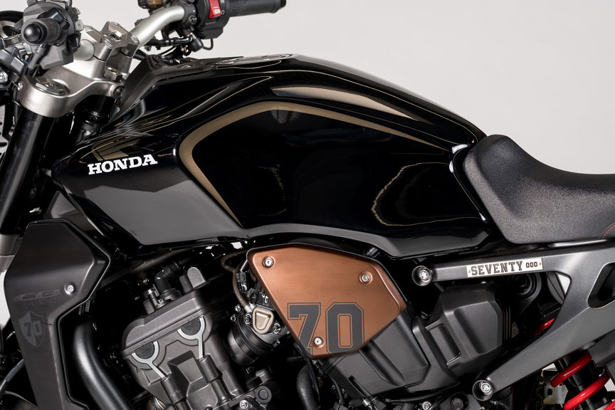 CB1000R LE / SEVENTY SWISS LIMITED EDITION